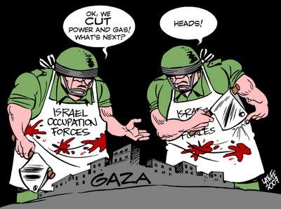 El genocidio continúa