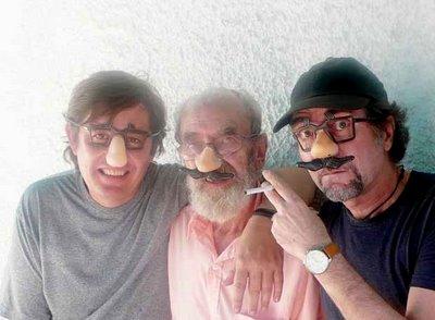 Adios al poeta Ángel González