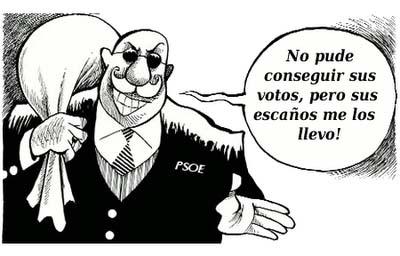 Democracia YA!!!