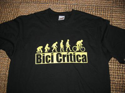 Ayer....  Bicicrítica Diciembre´08